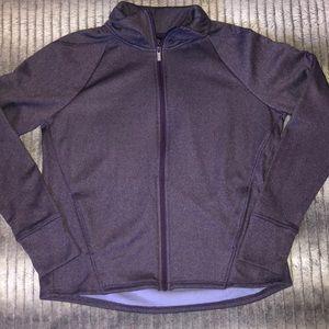 Purple Champion Jacket Size Small